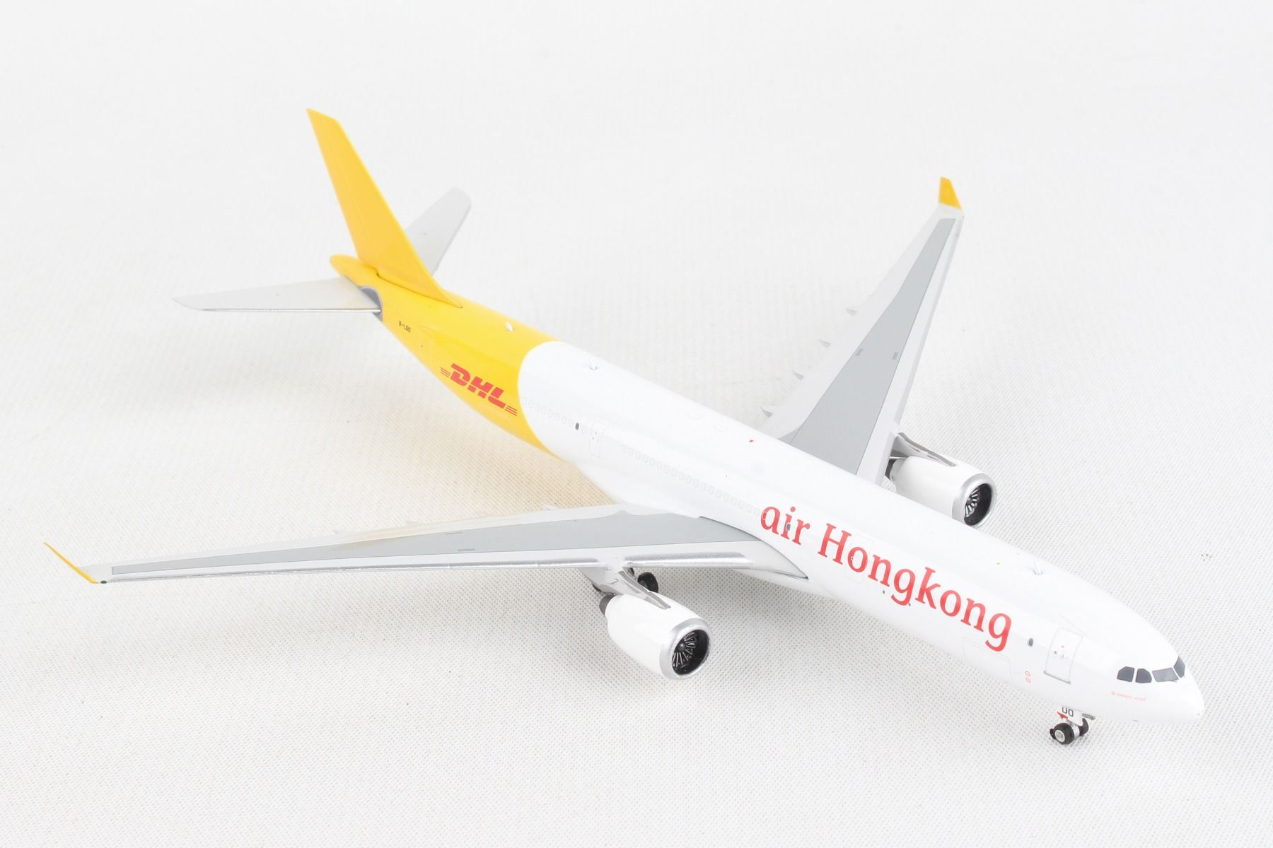 Air Hong Kong/DHL A330-300F D-LDO (1:400)