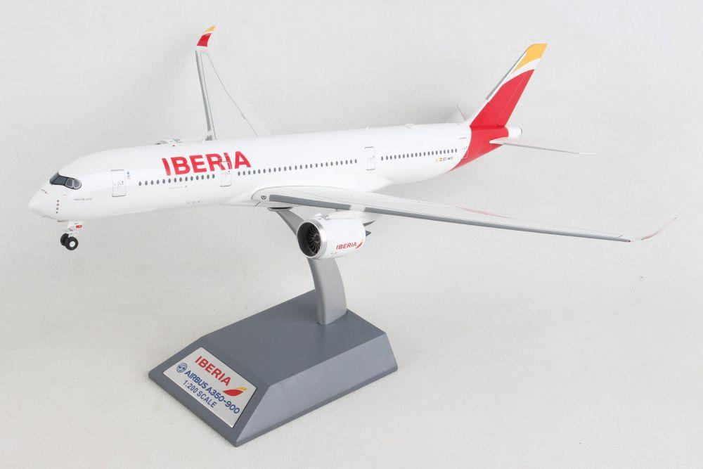 Inflight200 1:200 IF350IB002 1//200 IBERIA A350-900 EC-MYX /& Herpa Wings Katalog