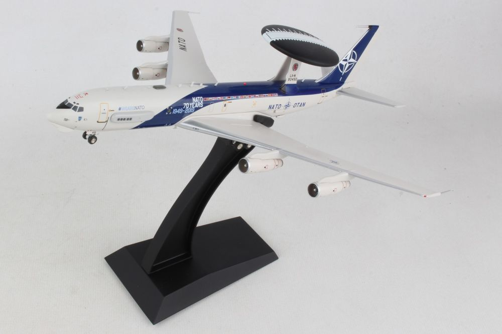 Inflight 200 1:200 arabia arabia Air Force e-3b Sentry /& Herpa Wings catálogo metal
