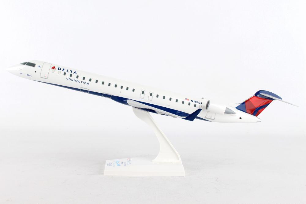 Skymarks DELTA CRJ900 1//100 GOJET REG#N181GJ SKR915